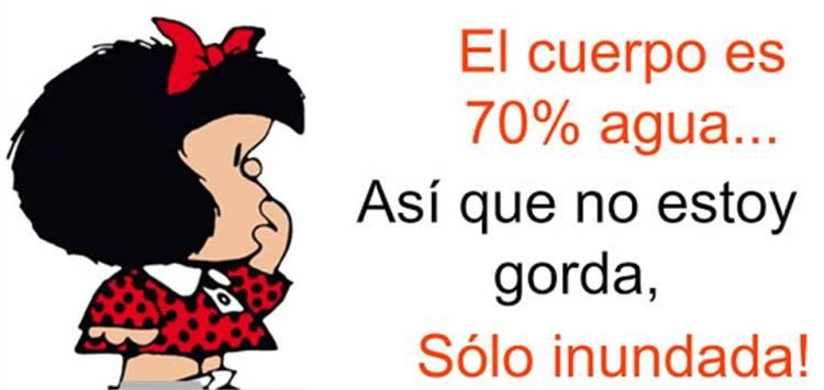 Mafalda obesidad 2017