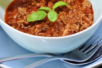 Cómo preparar una deliciosa salsa boloñesa 1