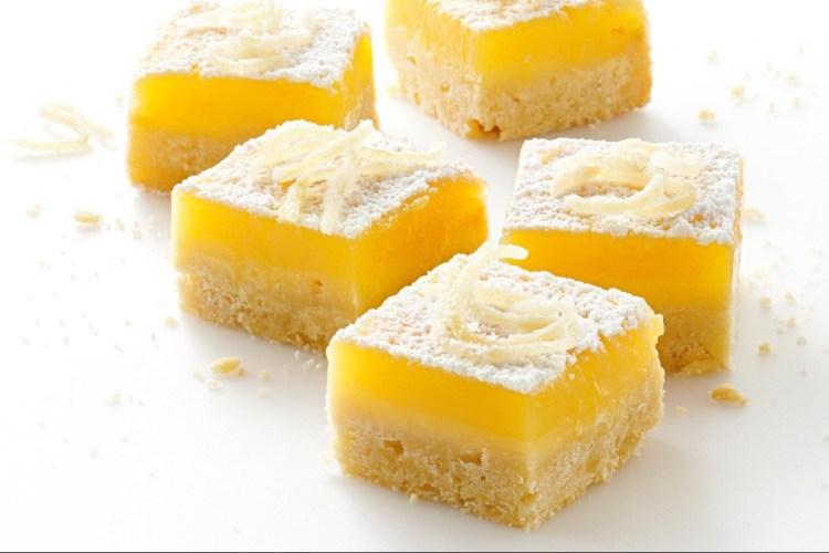 """Cómo hacer """"Lemon Bars"""" americanas 1"""