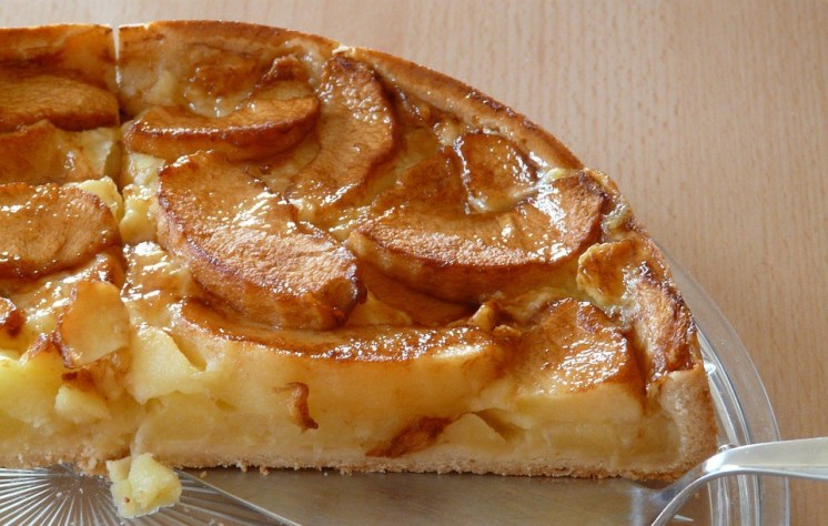 Apple Dessert Fruit Cake Sweet Apple Pie