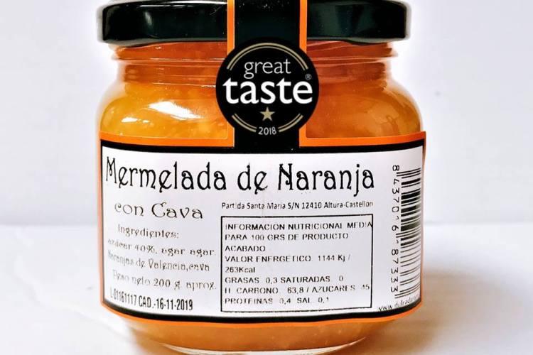 Una mermelada de Castellón,  premiada en los Great Taste 2018 (Londres) 1
