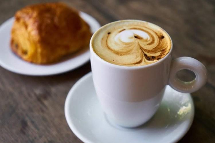 El café de media mañana 1