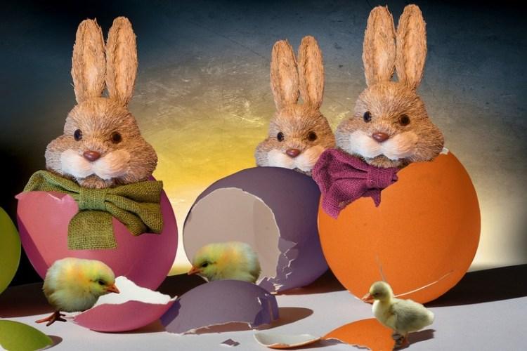 Los huevos de Pascua 1
