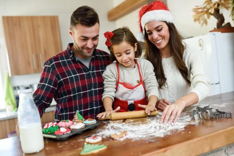 La Navidad es cosa de familia: delegar en la cocina 1