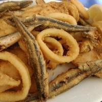 12 consejos para freír el pescado en harina