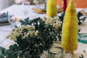 Una mesa de Navidad 2019 sobresaliente 6