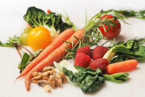 Congelar frutar y verduras