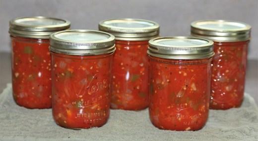 Conservas de tomates