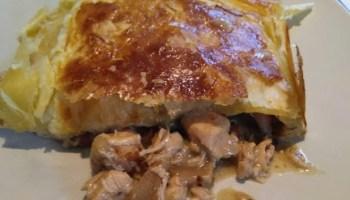Pastel de pollo (Chicken pie)