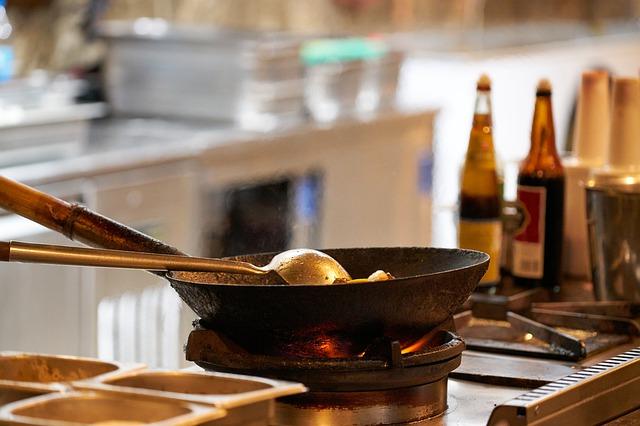 Cocinar puede ser relajante