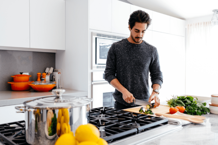 Cocinar para uno solo 1