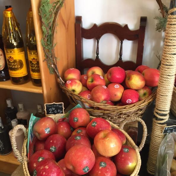 Frutería La cesta de la abuela Cistella