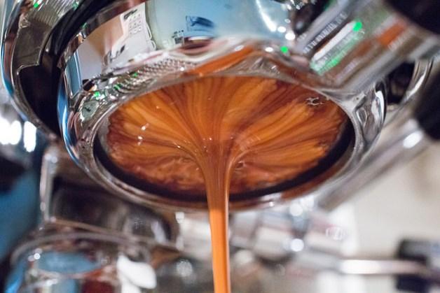 Preparación del Café Expreso