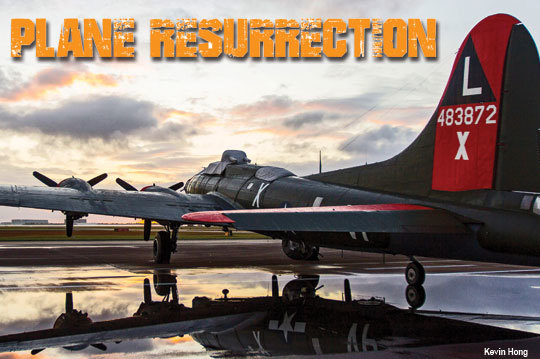Shelton Planes History