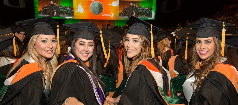Masters Graduation Announcements