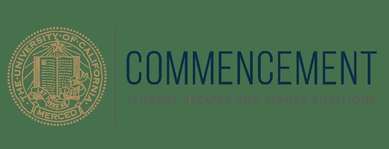 Commencement 2018 Student Speaker & Singer Auditions