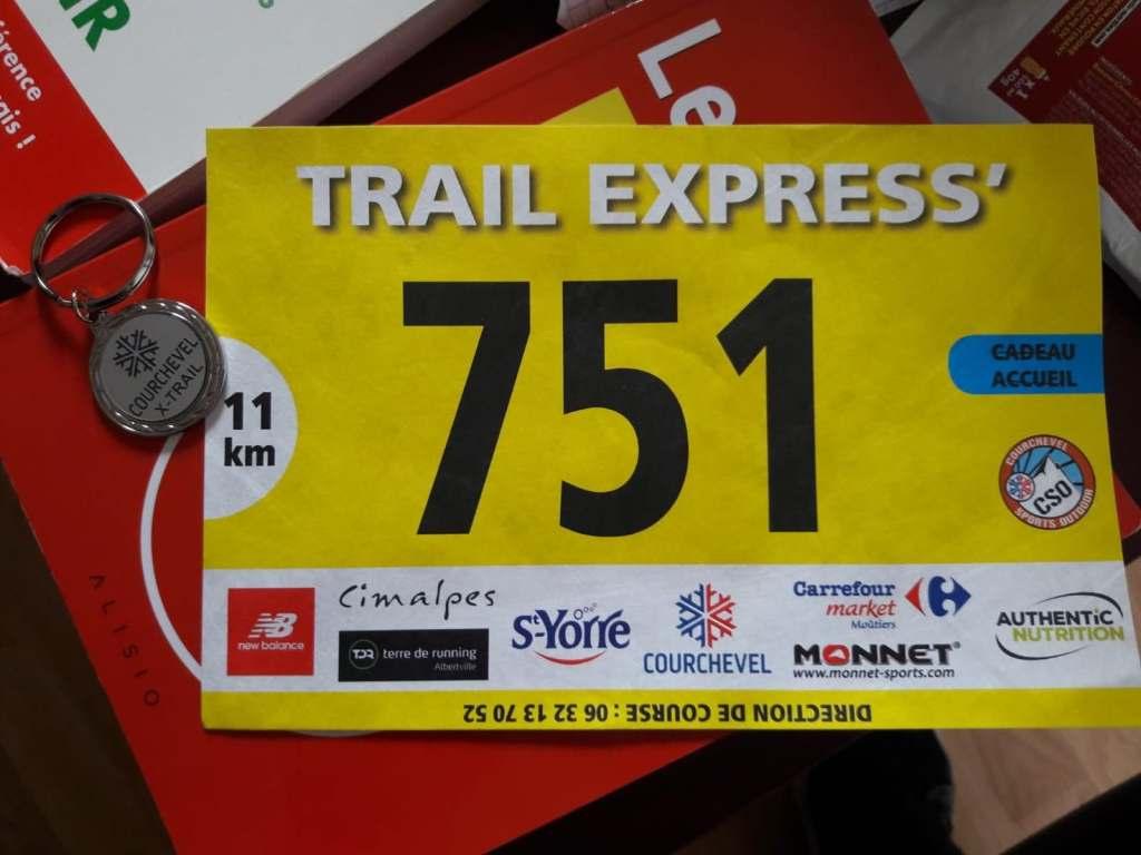 Participation X Trail Courchevel