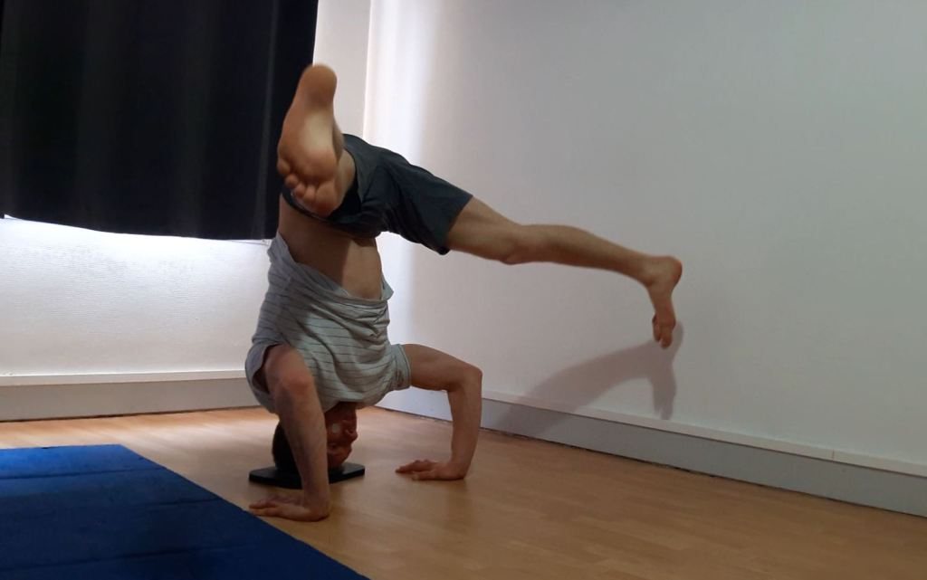 Exercice pour l'équilibre