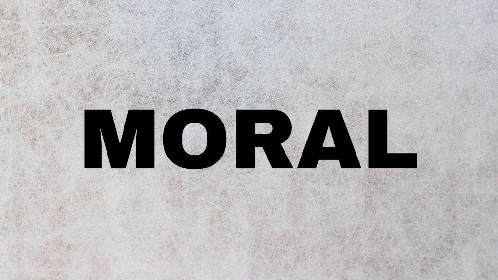 Moral image