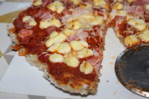 Recette pizza aux drêches