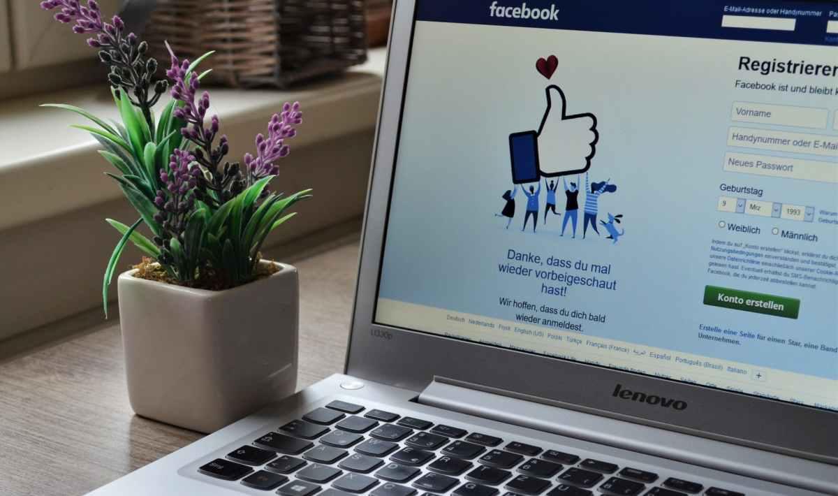 contacter le service client Facebook