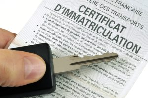 Commander un certificat d'immatriculation ou carte grise : infos et contacts