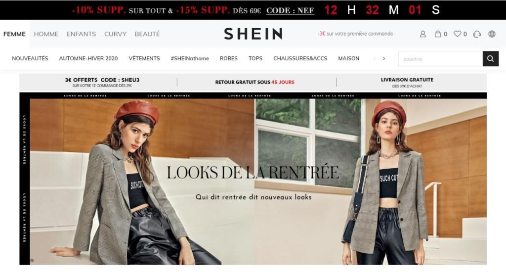 Contacter SHEIN | Service client | SAV | Assitance de la boutique en ligne