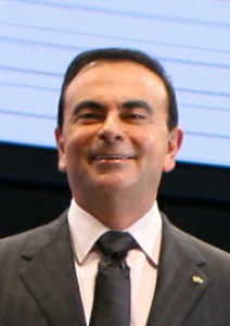 Comment Contacter Carlos GHOSN ?