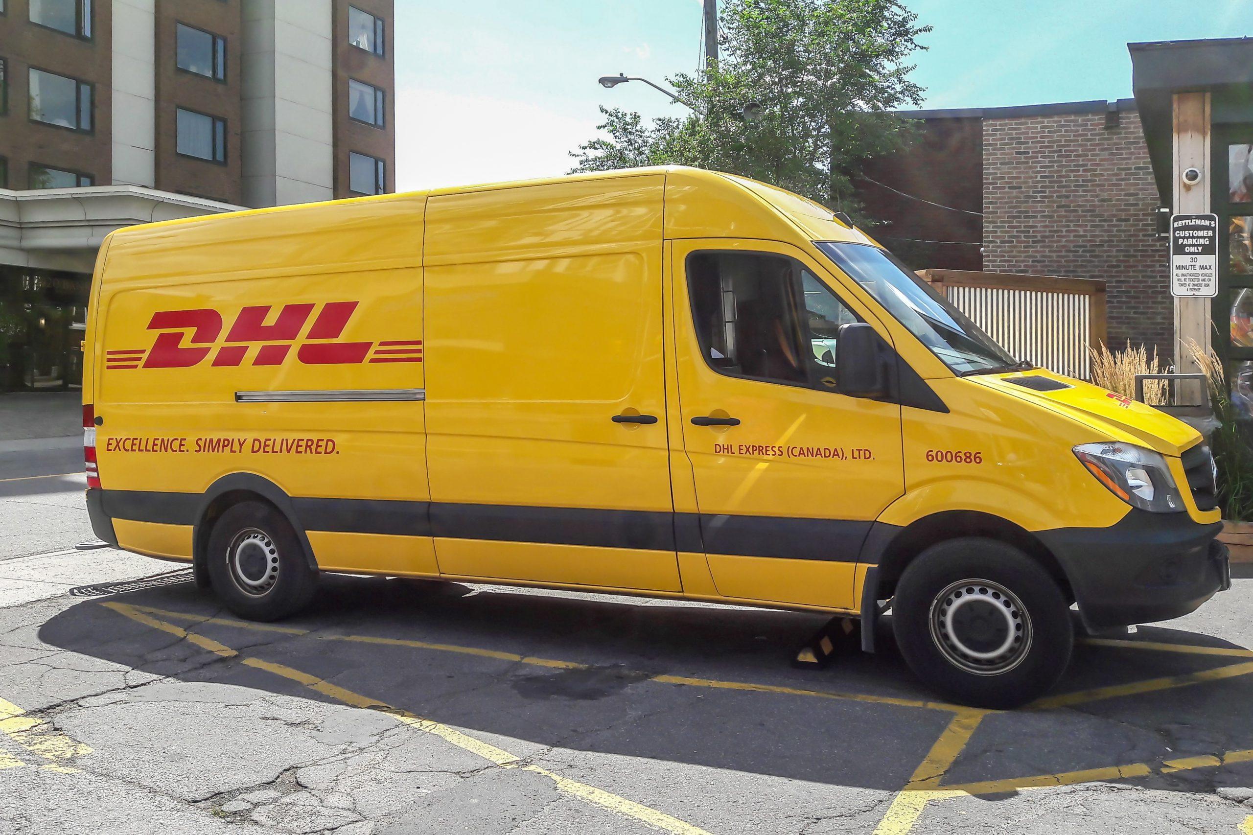 Contacter DHL pour une réclamation