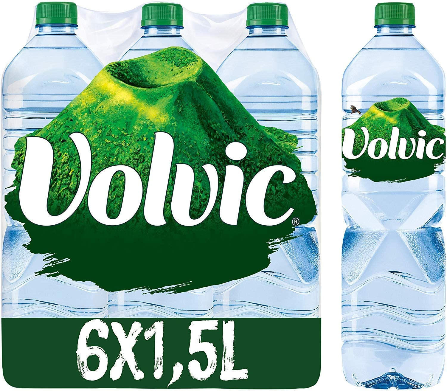 Comment contacter Volvic