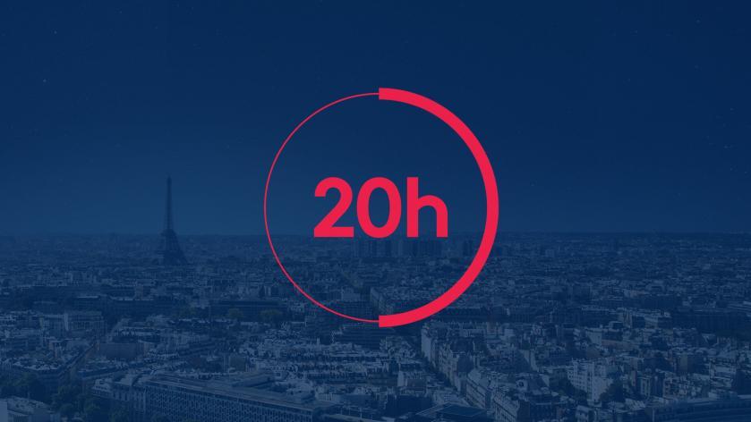 le 20h de France2