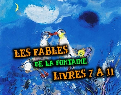 Les Fables De La Fontaine Livres 7 A 11 Fiche De Lecture