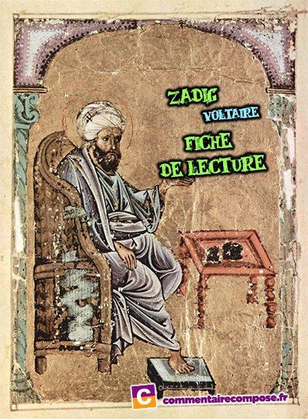 Zadig De Voltaire Fiche De Lecture : zadig, voltaire, fiche, lecture, Zadig, Destinée,, Voltaire, Résumé, Analyse