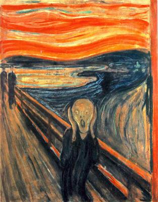 Le cri, Munch