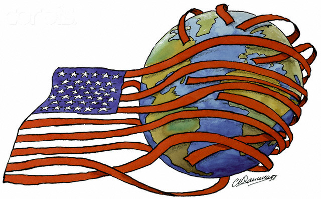 Pros and Cons of American Imperialism   The Commentator