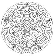 mandala classique