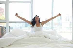 Un réveil et un début de journée radieux, en pleine conscience !