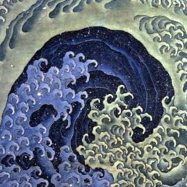 Le Yin vu par Hokusai
