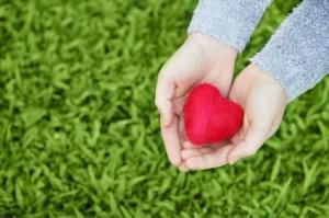 offrir un coeur mindfulness