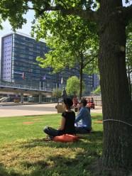 Meditation collective Lille mai 2016
