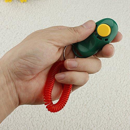 Exemple d'instrument pour le clicker training