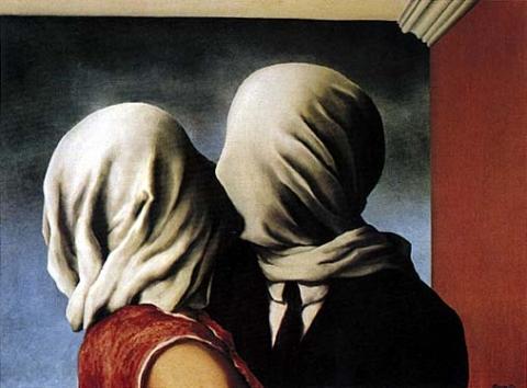 Gli amanti (Renè Magritte)