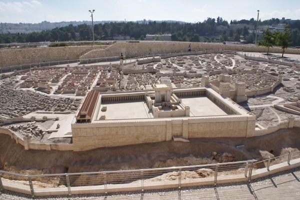 Israel Jerusalem Temple
