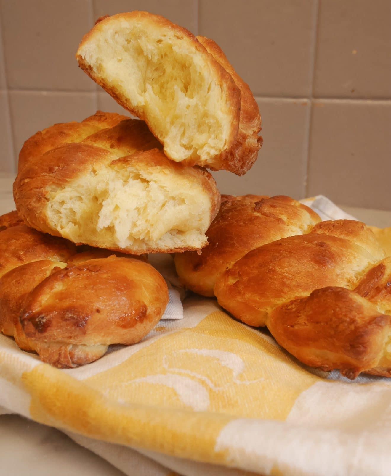 Brioche Sans Levure De Boulanger : brioche, levure, boulanger, Brioche, Citron, (sans, Gluten,, Lactose), Comment, Changé