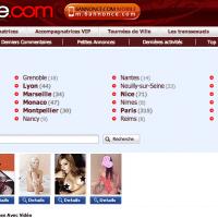 6annonce : Site d'annonce d'escort girls