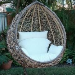 Egg Chair Ikea Two Tone Walls With Rail Les Cocons Et Nids D'humains Pour Passionnés De La Flemme - Pigsou Mag