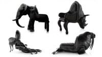 Les fauteuils et canaps de Maximo Riera... aussi fous qu ...
