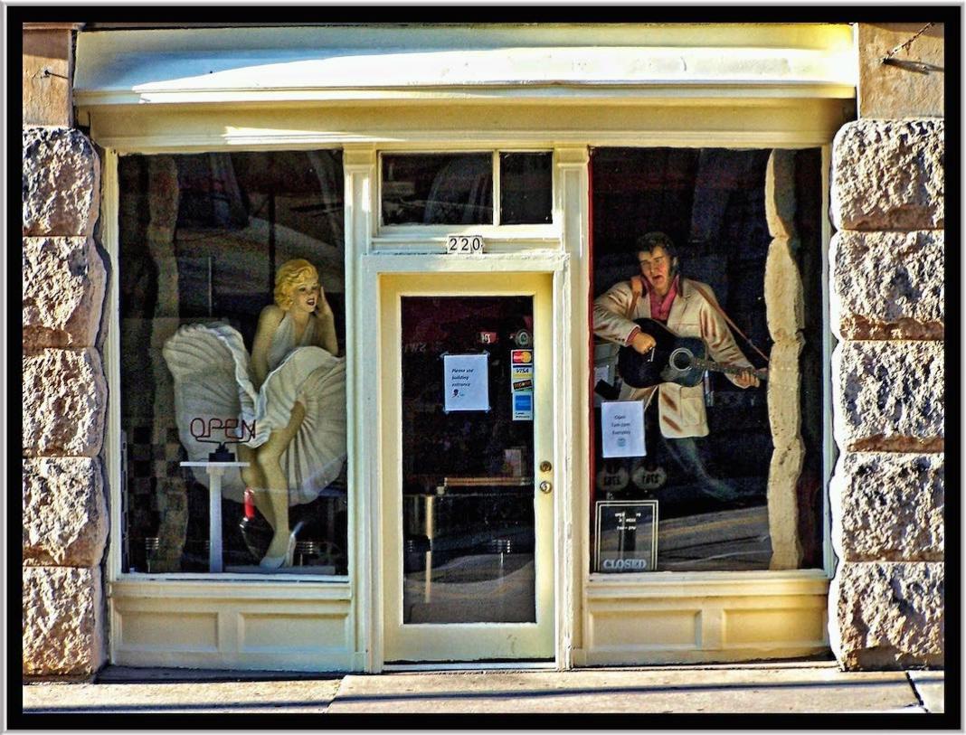 Attractivité de la vitrine