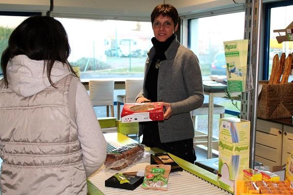La diversité des produits Biomonde permet aux consommateurs de changer de mode de vie