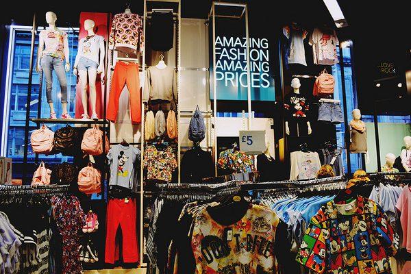 Style et petits prix sont les deux arguments de Primark Toulouse